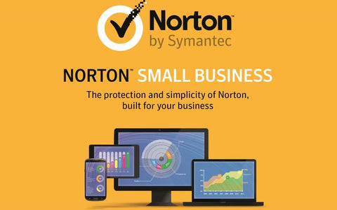 (Renewal) Norton Small Business - 10 Device License