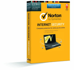 Norton Internet Security - 1 PC 1 Year - Retail Box - MyChoiceSoftware.com