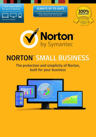Norton Small Business - 5 Device - MyChoiceSoftware.com