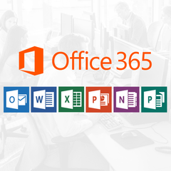 Microsoft Office Apps 2016 Pay-As-You-Go