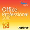 Microsoft Office 2010 Professional Retail 2 Installs Lic
