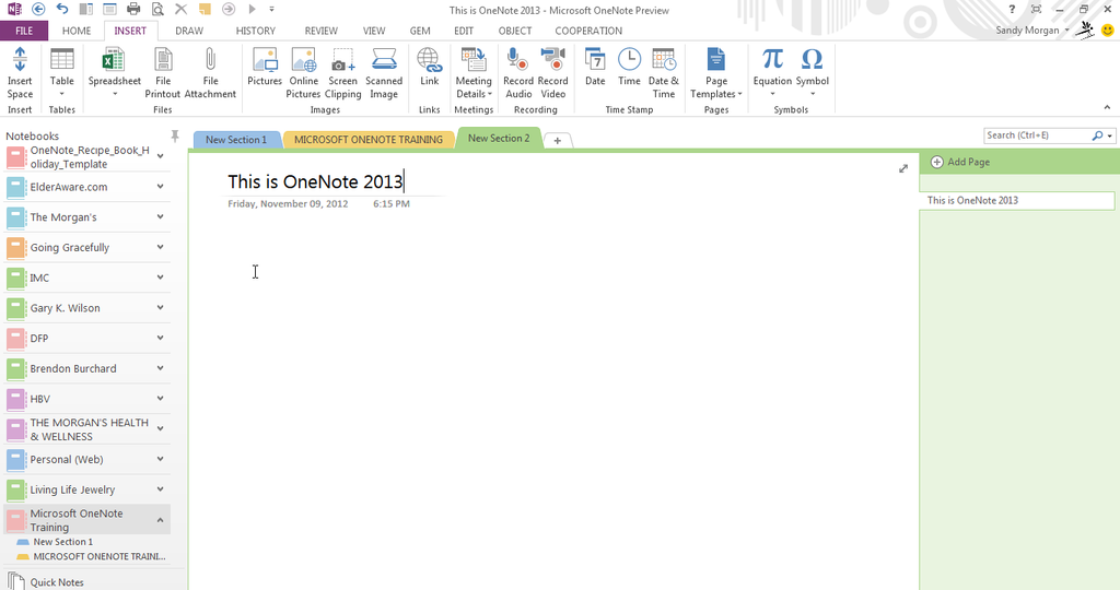 How much is a Microsoft OneNote 2013 student?