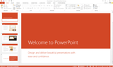 Microsoft Powerpoint 2013 - License
