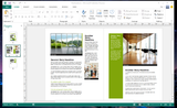 Microsoft Publisher 2013 With Media Retail Box | Microsoft