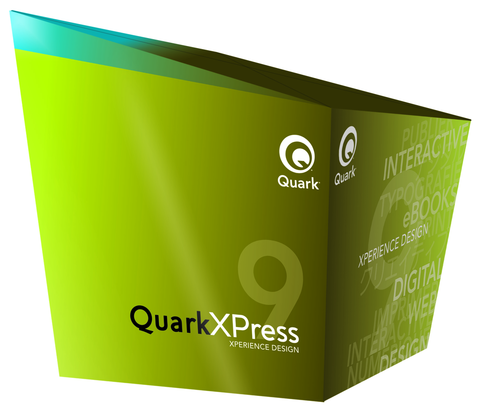 QuarkXPress 9 Upgrade Mac/Win Box - MyChoiceSoftware.com
