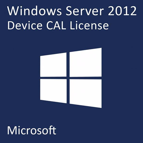 Microsoft Windows Server 2012 Remote Desktop Services - PC - 1 Device CAL