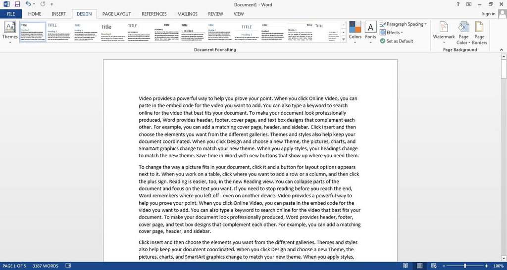 Microsoft Office 2013 Home and Business Retail Download ...