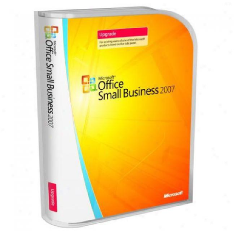Microsoft Office 2007 Small Business Edition Upgrade