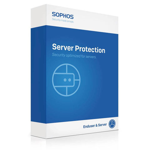 Sophos Central Server Protection Standard 3 Years 5-9 Servers - MyChoiceSoftware.com