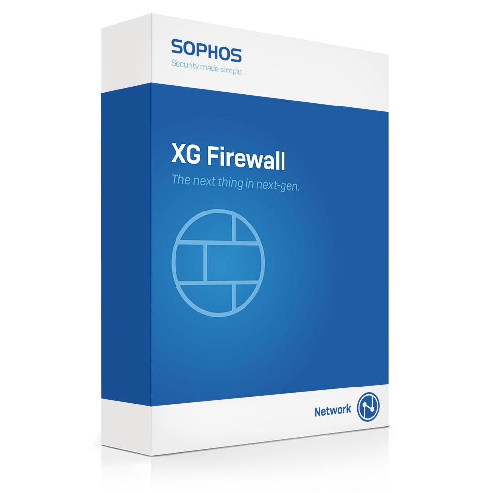 Sophos XG 210 Next-Gen UTM Firewall with 6 GE ports, SSD + Base License -  Includes FW, VPN & Wireless (Appliance Only)