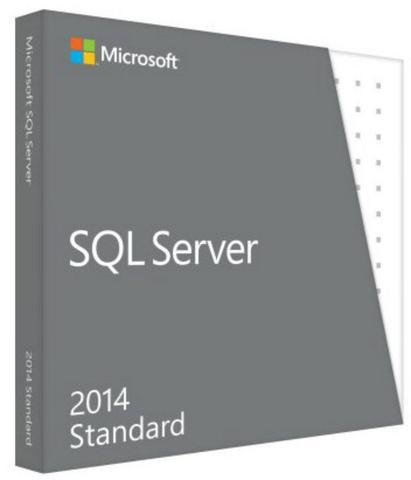 Microsoft SQL Server 2014 - 5 user CALs - Multilingual - License