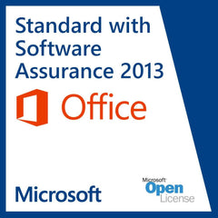 Microsoft Office Standard License And Software Assurance
