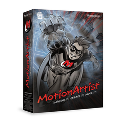 Smith Micro Motion Artist - 1 PC - MyChoiceSoftware.com