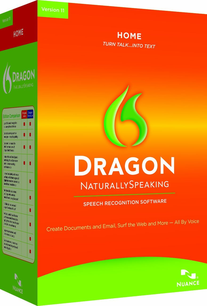 Dragon Naturally Speaking Productivity