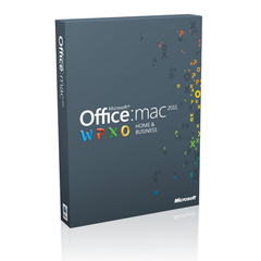 Microsoft Office 2011 for Mac Home and Business Retail Box - MyChoiceSoftware.com - 1