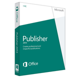 Microsoft Publisher 2013 - License - MyChoiceSoftware.com