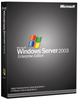 Microsoft Windows Server 2003 Enterprise x64 Edition + 25 CALs - Retail Box - MyChoiceSoftware.com
