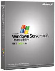 Microsoft Windows Server 2003 Standard Edition 5 CAL Retail Box - MyChoiceSoftware.com
