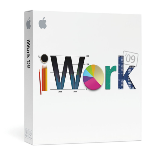 Apple iWork '09 Family Pack - 5 macs - MyChoiceSoftware.com