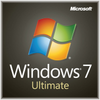 Microsoft Windows 7 Ultimate - 1 PC - Complete package - 32/64-bit - MyChoiceSoftware.com