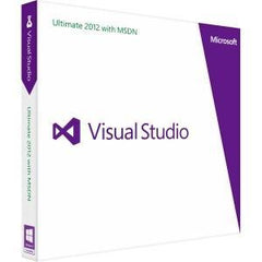 Microsoft Visual Studio 2012 Ultimate With MSDN - Complete Product [H9F-00318] - MyChoiceSoftware.com
