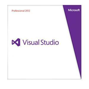 Microsoft Visual Studio Professional 2012 Retail Box - MyChoiceSoftware.com