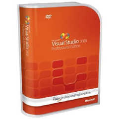 Microsoft Visual Studio Professional 2008 Instant License - MyChoiceSoftware.com