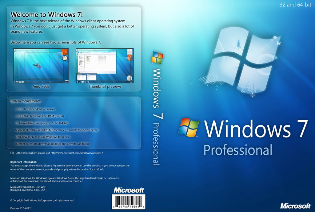 windows 7 activator free download 32 bit and 64 bit