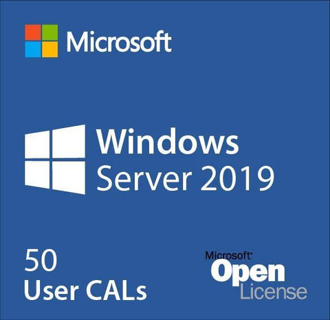 Microsoft Windows Server 2019 - 10 User CALs