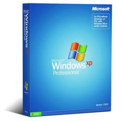 Microsoft Windows XP Professional with SP2 - Retail Box - MyChoiceSoftware.com