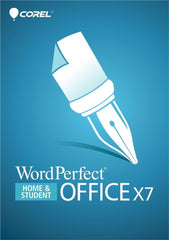 Corel WordPerfect Office X7 Home & Student - MyChoiceSoftware.com