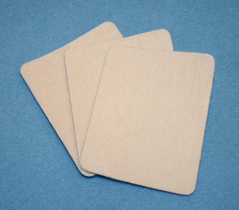 RR-54 Moleskin Adhesive Coverlets (54099)