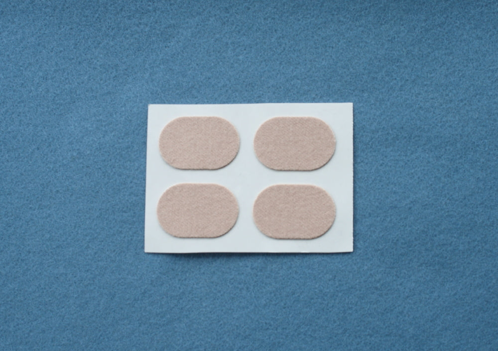 Moleskin Adhesive Coverlets (900774)