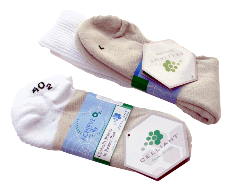 RX Diabetic Socks with CelliantHealth™