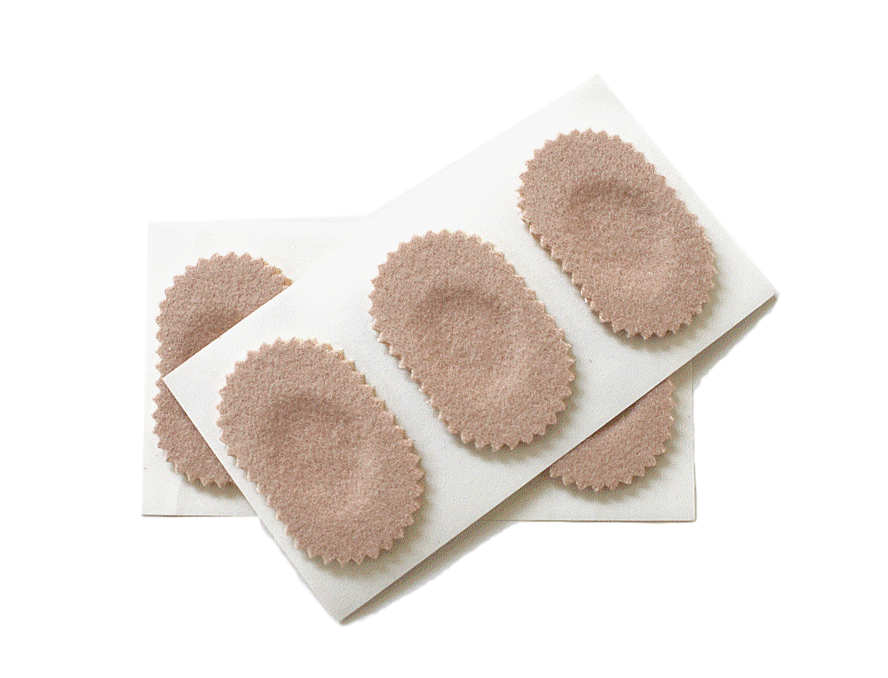 556- Two Layer Bunion Pads