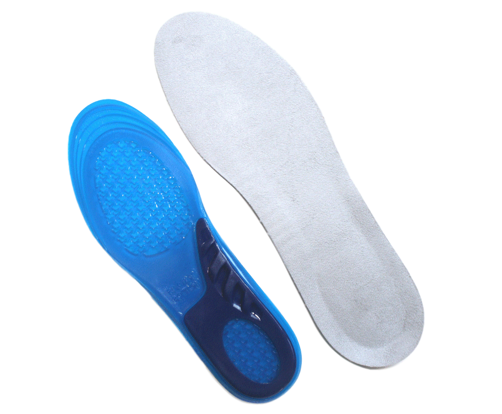 782 - Massaging Dual Gel Insoles