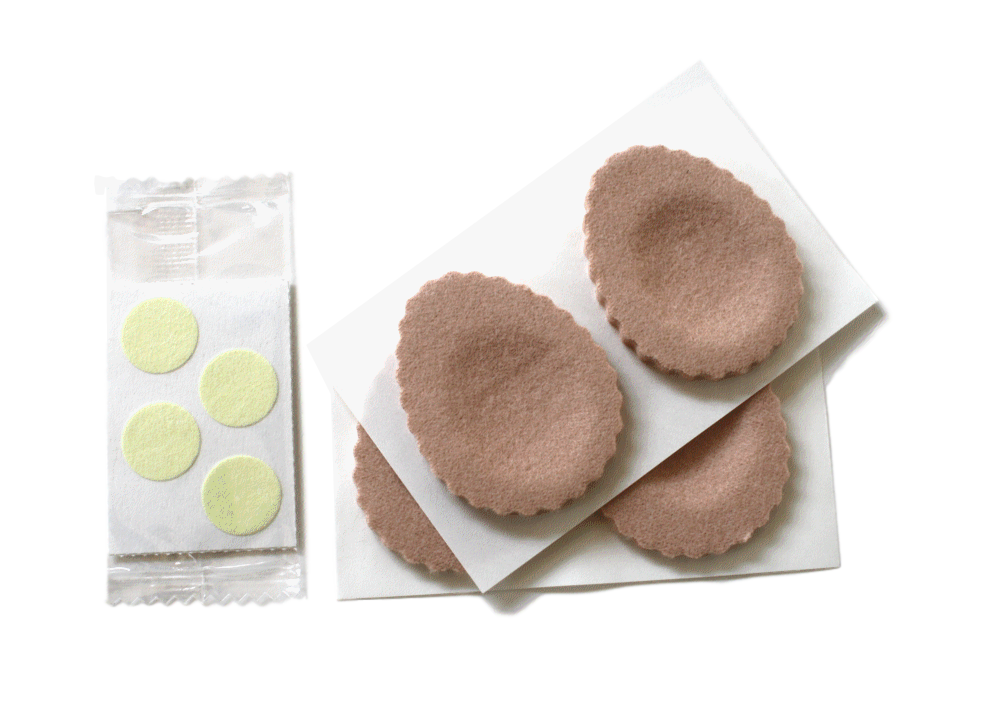 555- Extra Thick Medicated Callus Pads