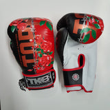 Top King Boxing Massacre Roses Gloves Edmonton