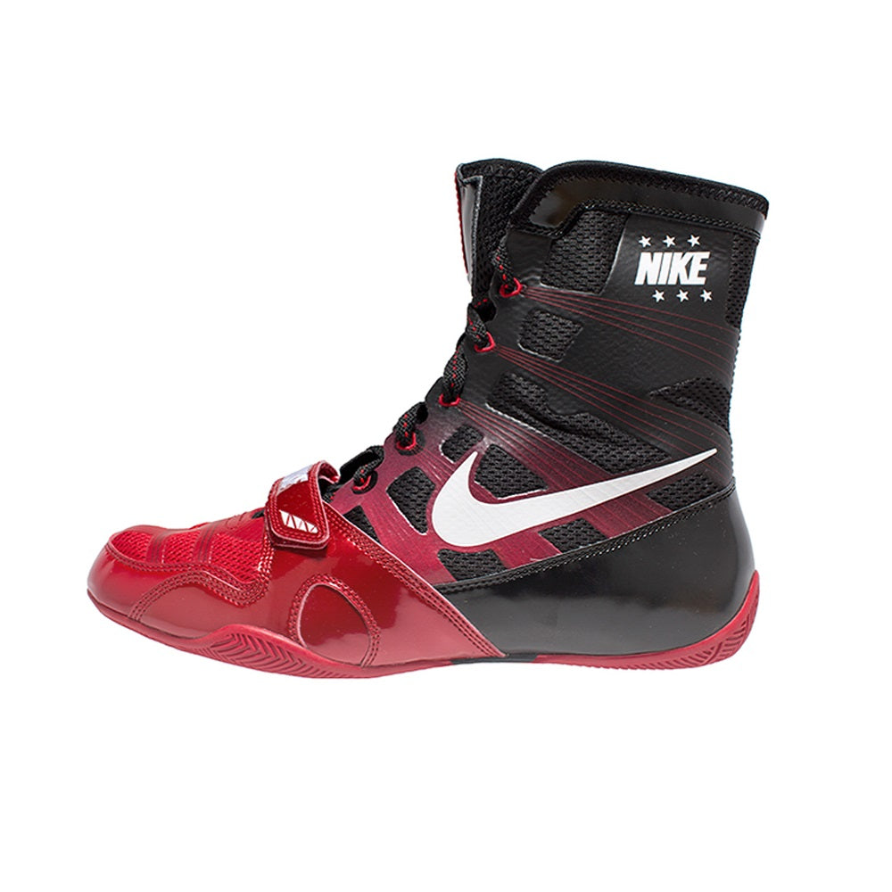 Nike Boxing HyperKO Shoes Boots Black/Red