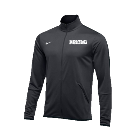 Nike Boxing Epic Training Jacket Dark Grey/White