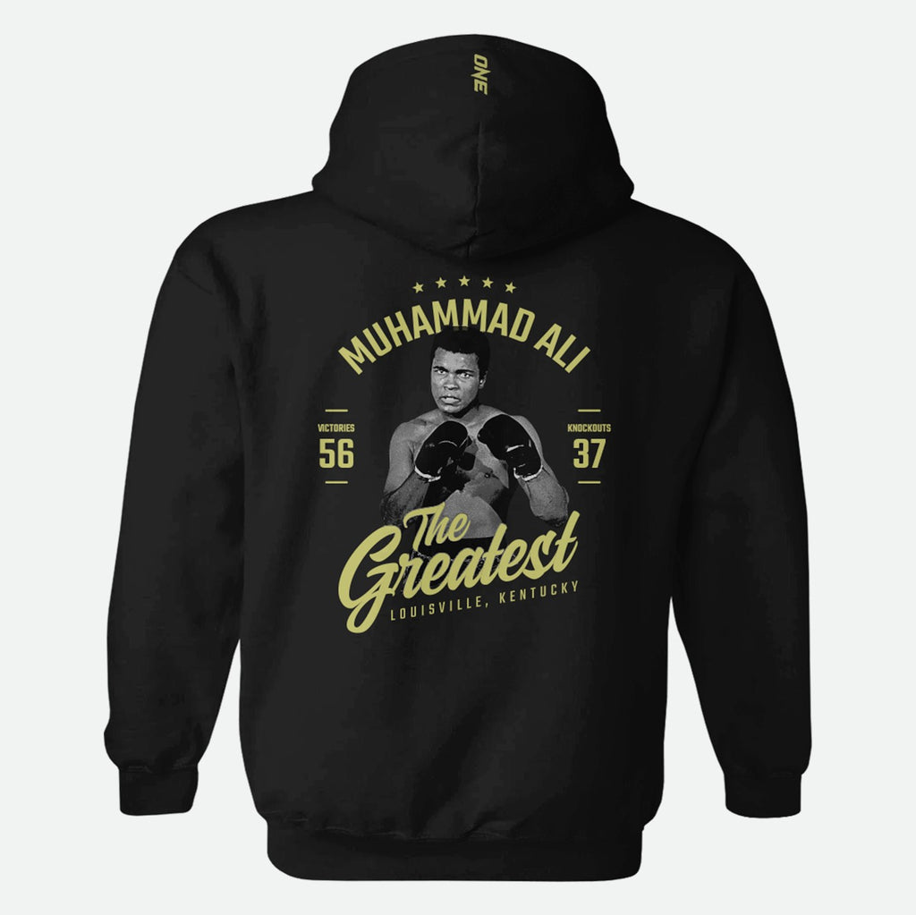 OneFC x Muhammad Ali The Greatest Boxing Hoodie
