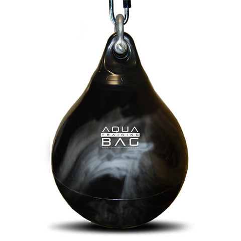 Aqua Training  Bag Canada Water Heavy Punch Bag Haymaker Black Various Sizes