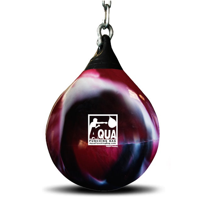 Aqua Training Water Heavy Punch Bag Red Various Sizes