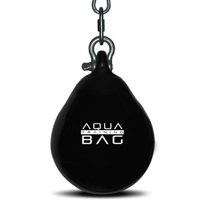 Aqua Training Water Heavy Punch Bag Black (190lbs)