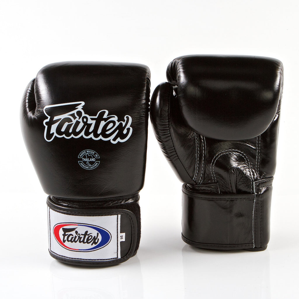 Fairtex All Purpose Tight Fit Gloves BGV1 Black