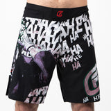 Fusion Fight Gear Batman The Killing Joke Joker MMA Grappling Fight Shorts