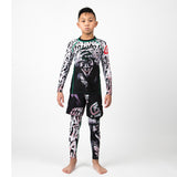 Fusion Fight Gear Batman The Killing Joke Joker Youth Kids Fight Shorts