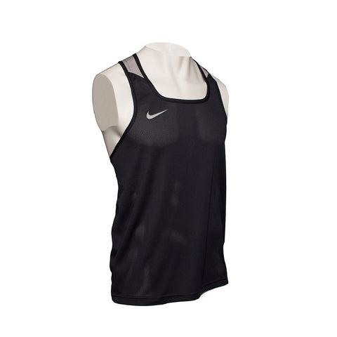 Nike Boxing Competition Jersey Tank Black