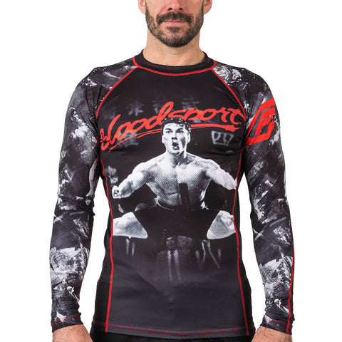 Fusion Fight Gear Bloodsport Rashguard Rash Guard