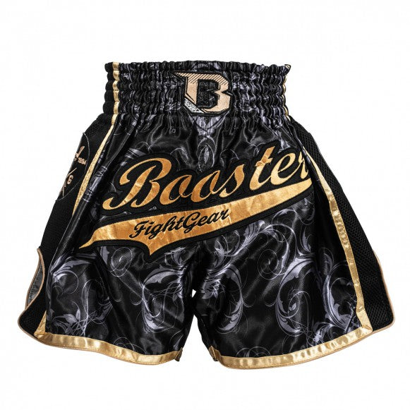 Booster Fight Gear Gold Slugger Muay Thai Kickboxing Shorts Canada